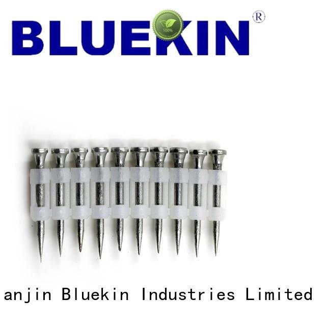 Bluekin flooring nail bulk production factory