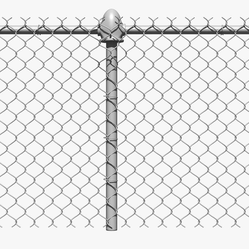 Galvanized And Pvc Coated Chain Link Fence Pvc Coated Wire Mesh