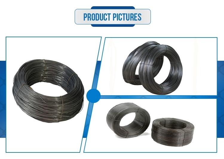 Bluekin iron binding wire marketing factory