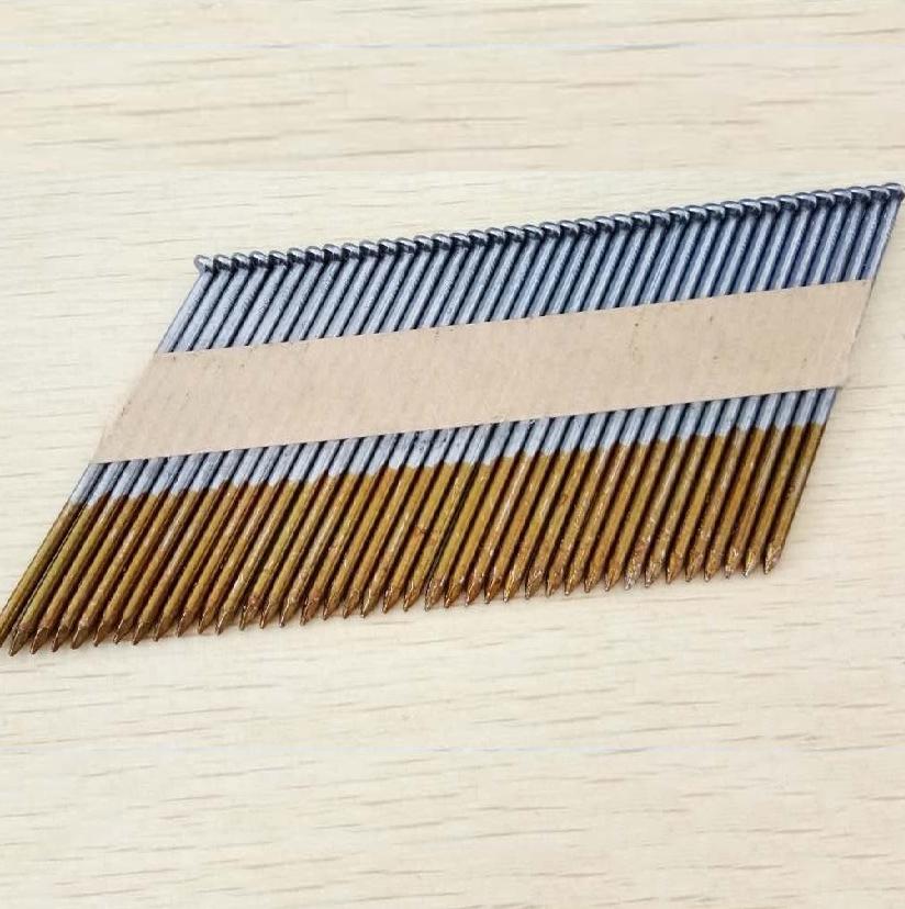 Paper Strip Nails Iron Nail Square Umbrella Roofing Nails