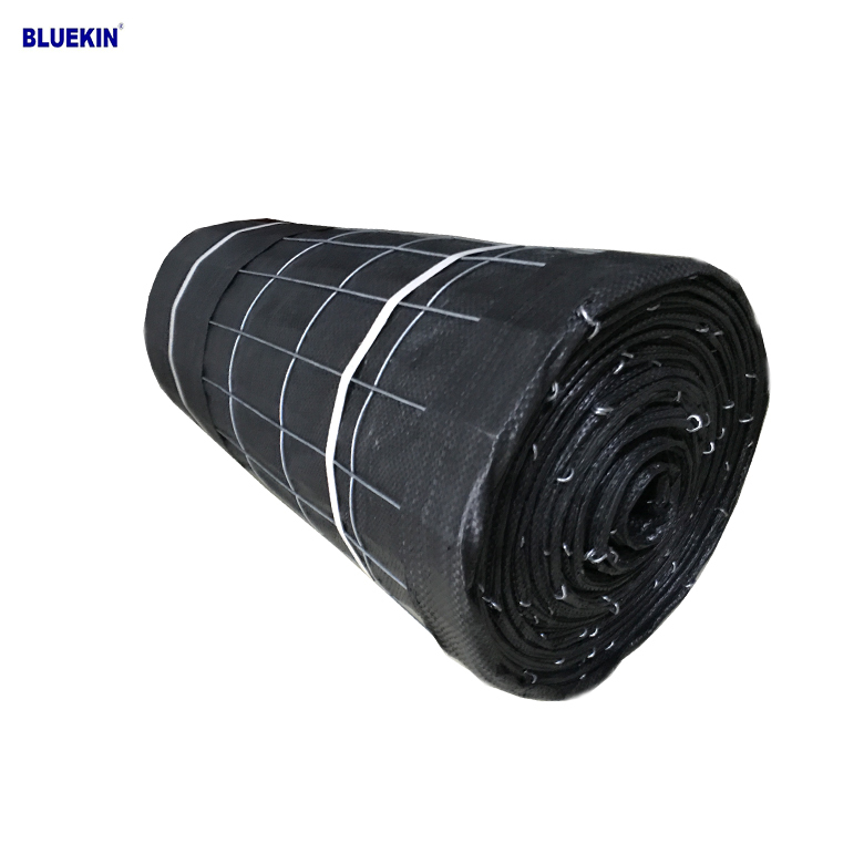 Wire Backed Silt Fence Fabric Roll, 100' Length x 36