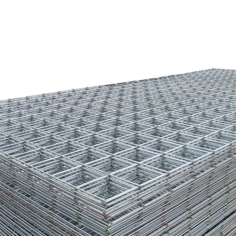 Hot-Dipped galvanized welded wire mesh panels
