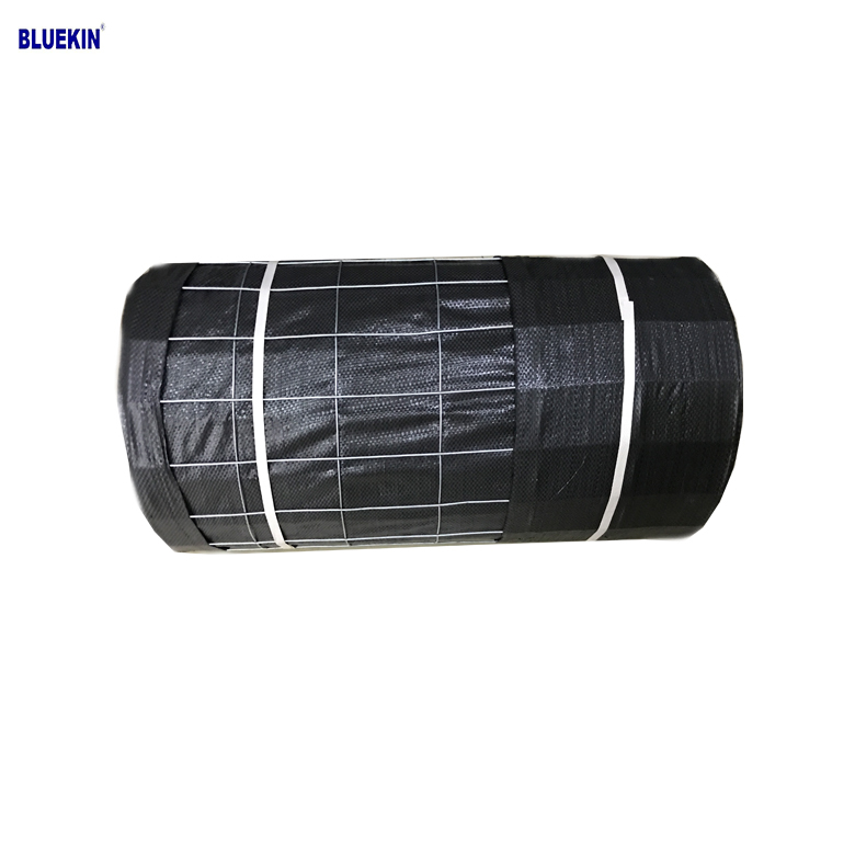 High quality wire backed silt fence fabric