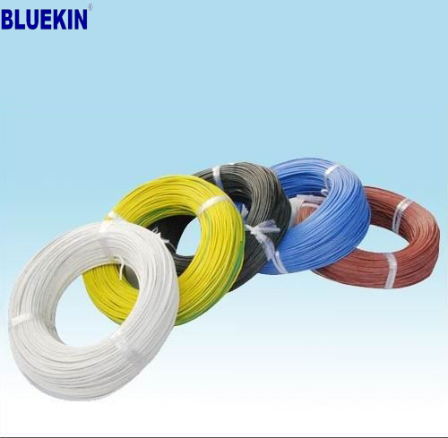 Small Coil PVC Coated Chain Link Fencing Iron binding Tying Training Wire