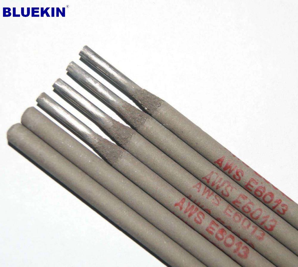 Low carbon steel electrode welding rod E6013 J422