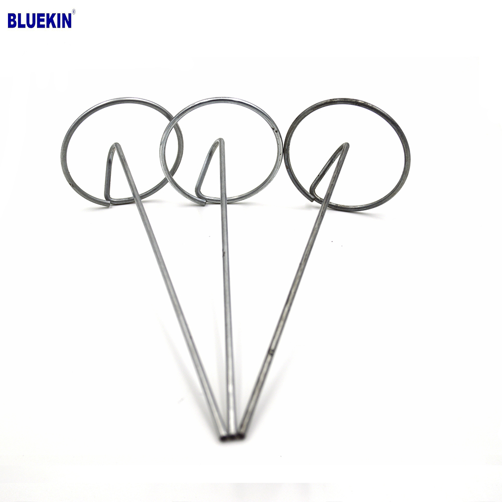 G Type Sod Staple & Circle Top Staple & Round Top Staple Carbon Steel Nails