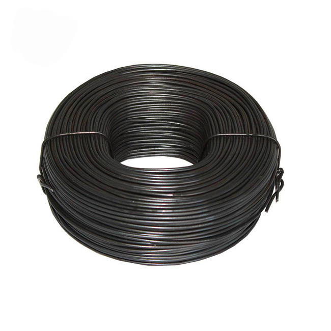 soft rebar tie wire small coil black tie wire for binding wire