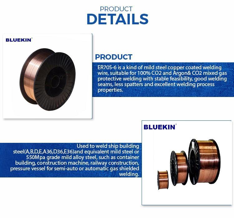 ss welding wire factory Bluekin-2