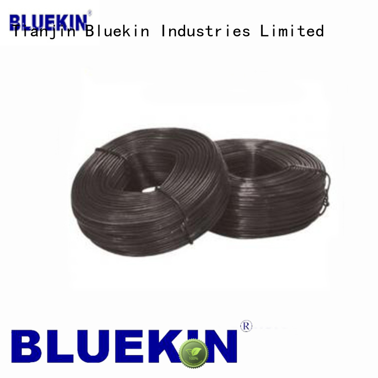 Bluekin annealed iron wire bulk production farm