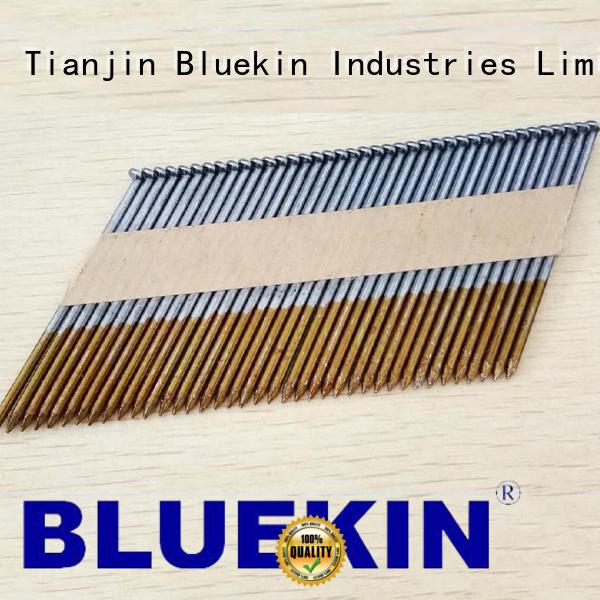 Bluekin quality Umbrella roofing nails overseas market