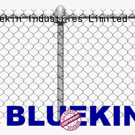 Bluekin iron knitted wire mesh marketing garden