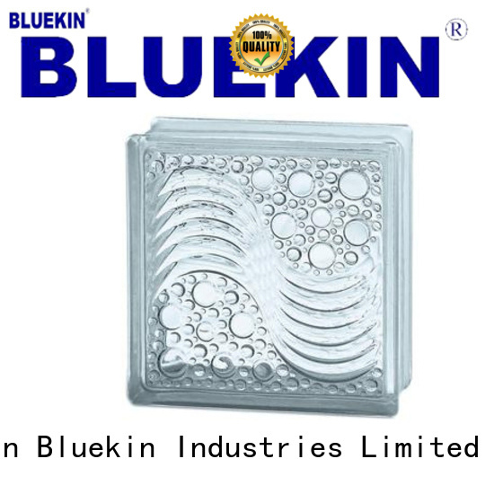 Bluekin Odm custom glass block bulk production farm