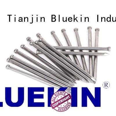 Bluekin double head nail overseas market garden