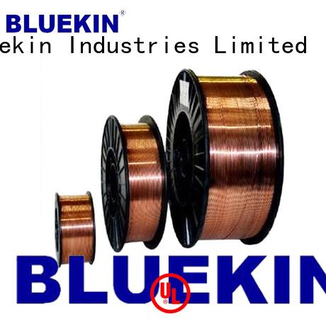 Bluekin ss welding wire marketing outdoor