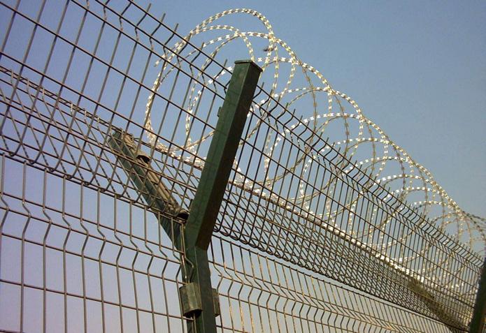 Bluekin industry pvc welded wire mesh outdoor-3
