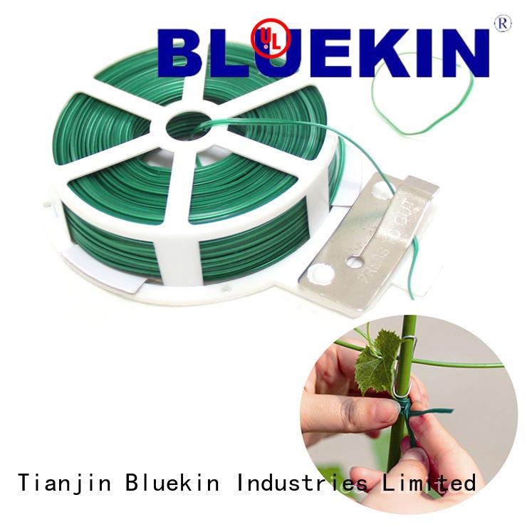 Bluekin pvc galvanized iron wire industry farm