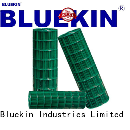Bluekin industry woven wire mesh marketing