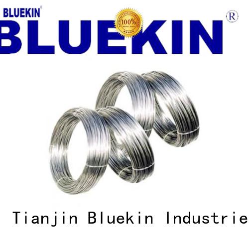 Bluekin Latest fine steel wire factory