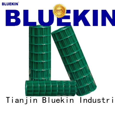 Bluekin iron woven steel mesh