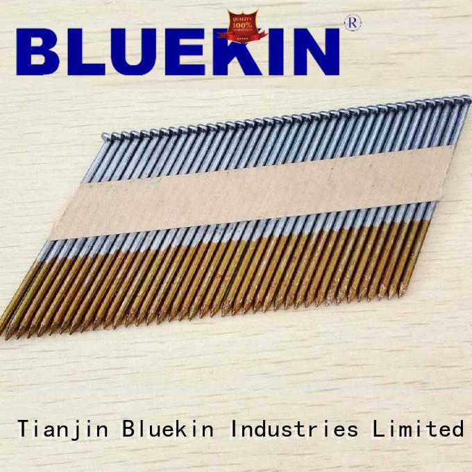 Bluekin headless nail marketing garden