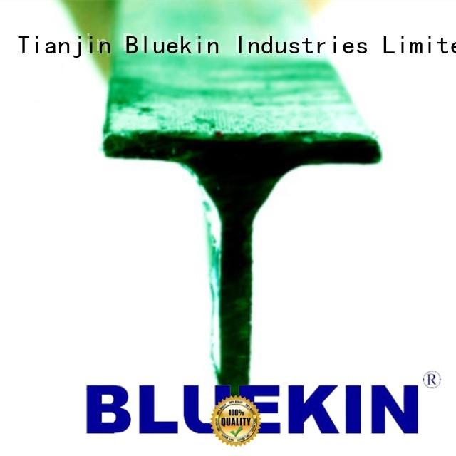 Bluekin steel fence posts overseas market factory