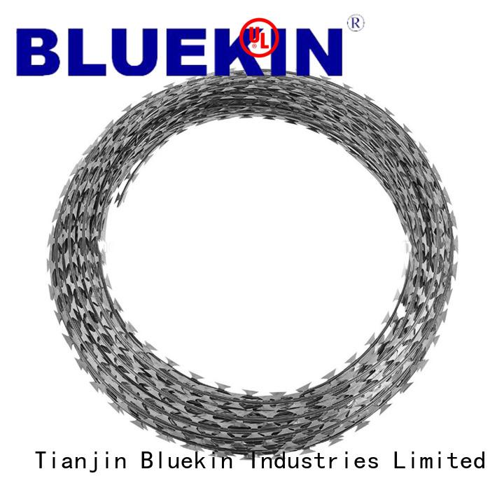 Bluekin knitted wire mesh marketing factory