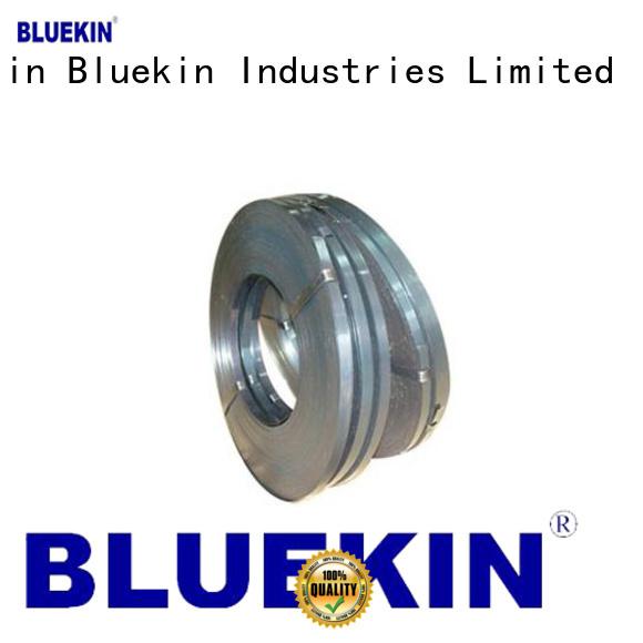 Bluekin security black steel strapping marketing outdoor
