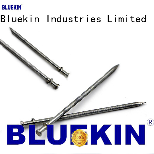 Bluekin security iron nail industry outdoor