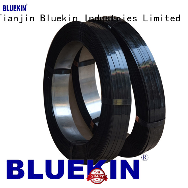 Bluekin security quality strapping overseas market
