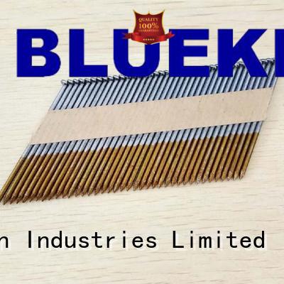 Bluekin Umbrella roofing nails bulk production farm