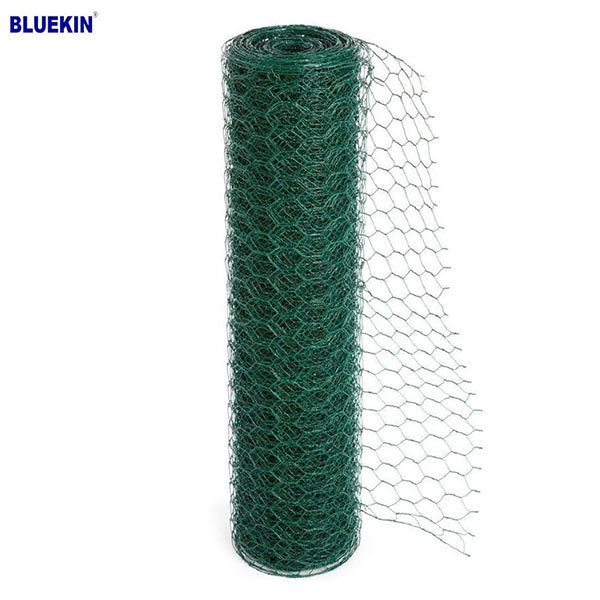 Hexagonal Wire Netting Woven Metal Mesh