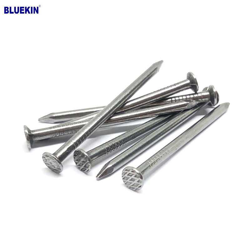 Common Nail Building Nails Spiral Shank Nails