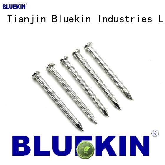 metallic nails industry outdoor Bluekin
