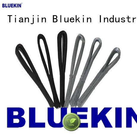 Bluekin wrought iron wire marketing outdoor