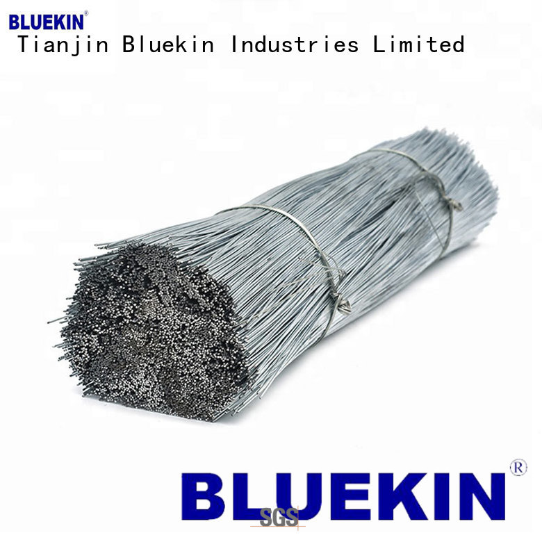 galvanized iron wire bulk production factory