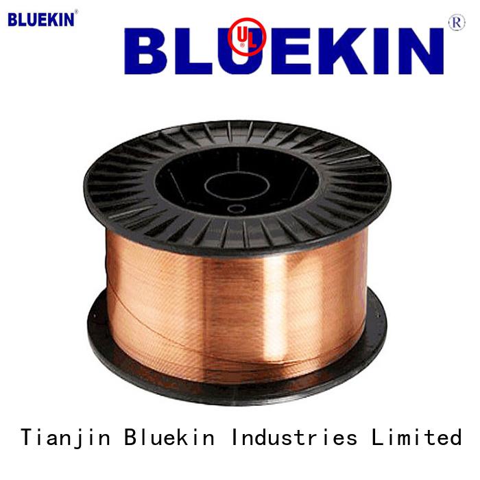 Bluekin stainless welding wire industry outdoor