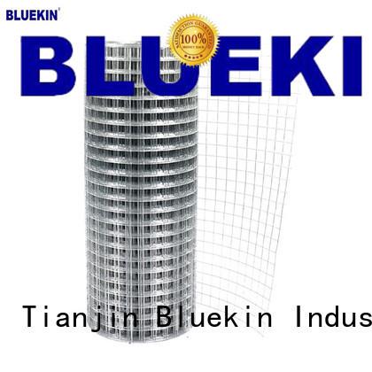 Bluekin galvanised steel mesh garden