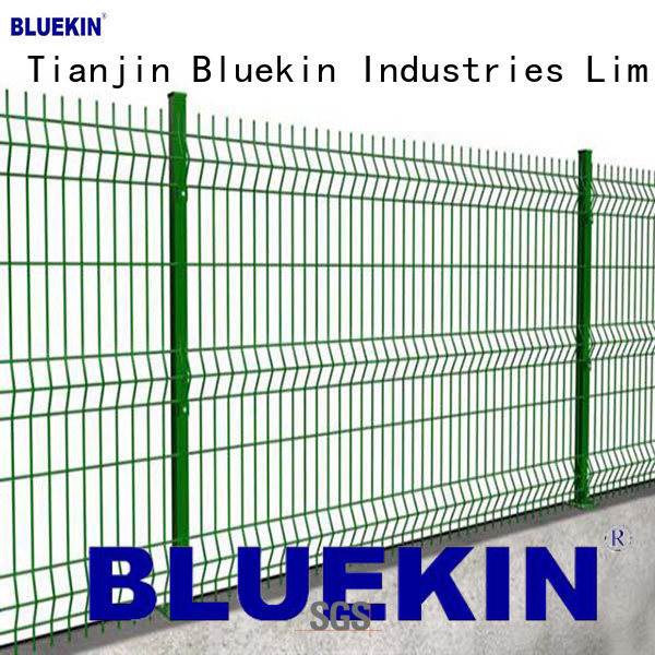 Bluekin pvc aviary wire mesh factory