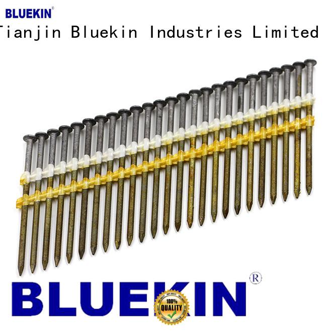 Bluekin quality construction nails garden