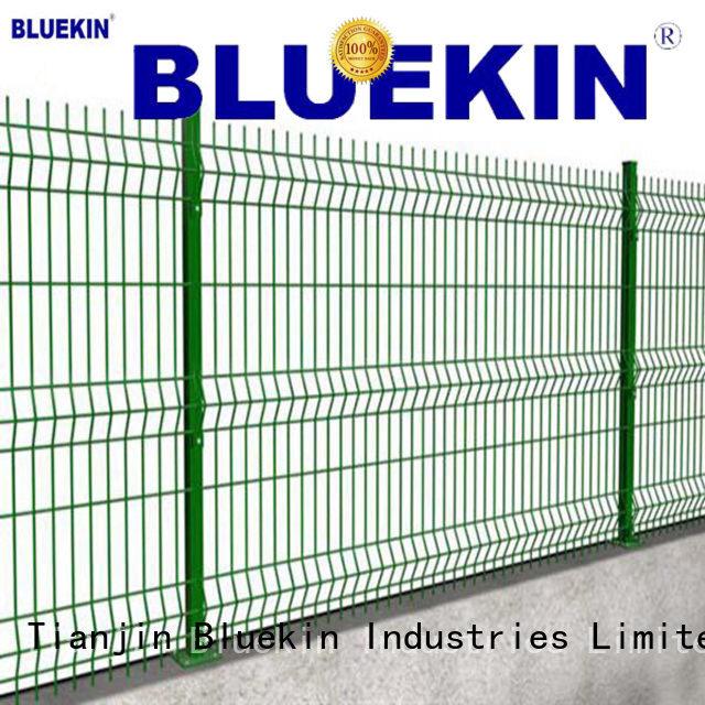 Bluekin galvanized welded wire mesh DIY garden