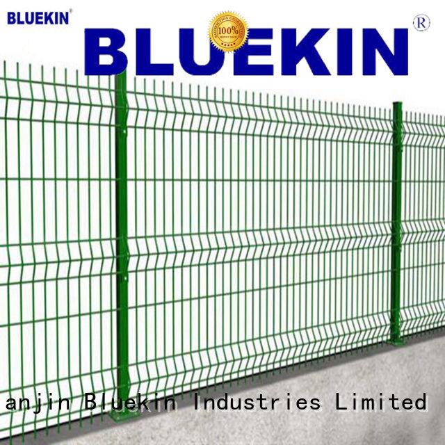 Bluekin safety wire mesh farm