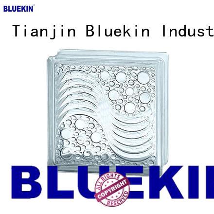 Bluekin Oem security glass block overseas market farm