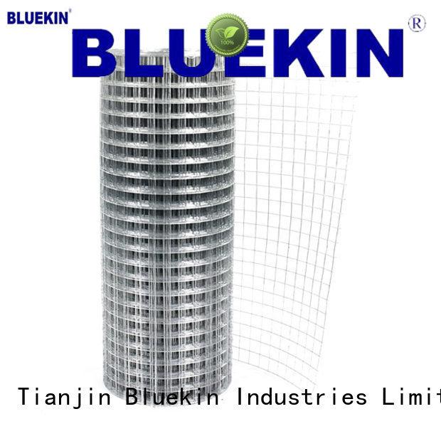 Bluekin galvanised mesh industry outdoor