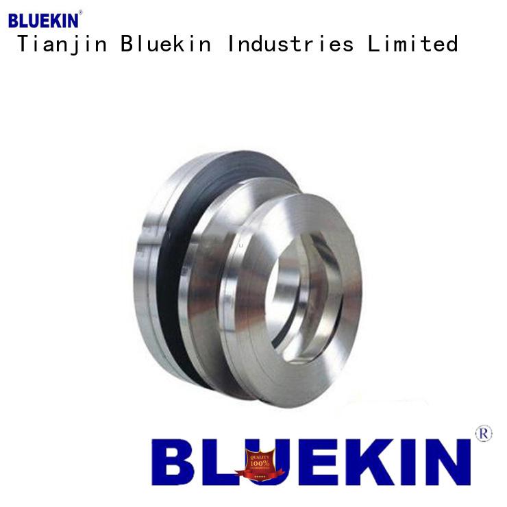 Bluekin steel strapping industry outdoor