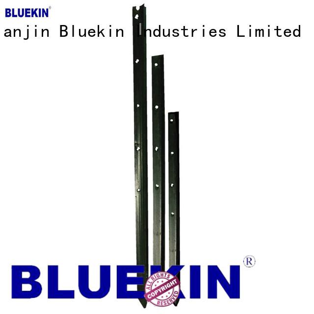 steel fence posts farm Bluekin