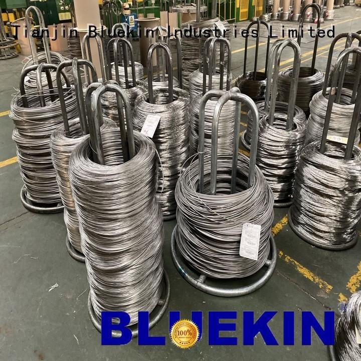 Bluekin stainless steel aircraft wire manufacturers