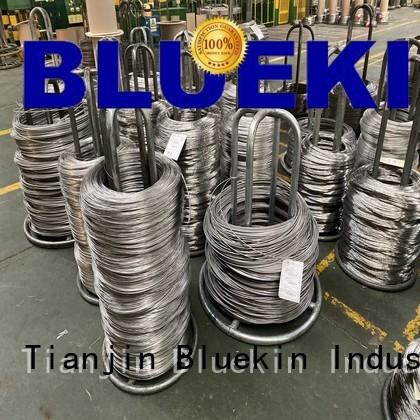 Bluekin galvanized wire Suppliers