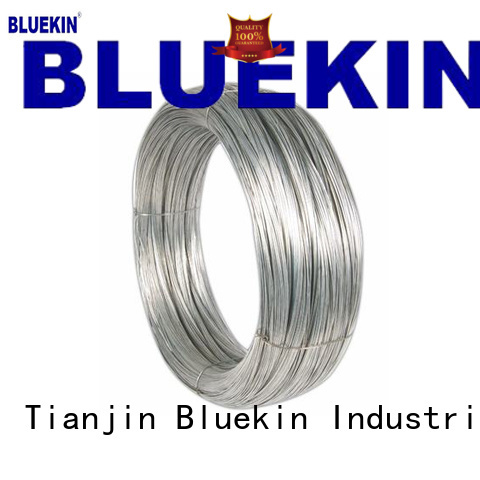 Top stainless steel braided wire factory